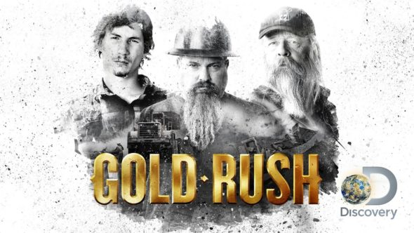 Seriado GOld Rush do Discovery Chanel