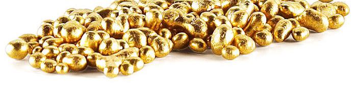 Ligas para Ouro Amarelo