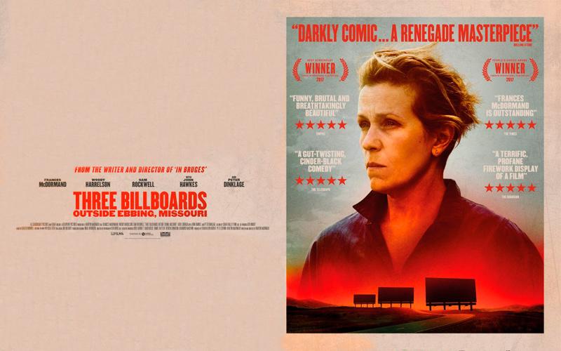 Three Billboards - Blog Pedrazzini