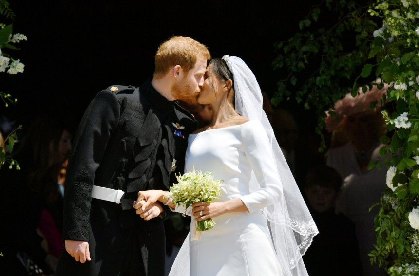 Meghan e Harry (Foto- Ben Birchall:Pool via Reuters)